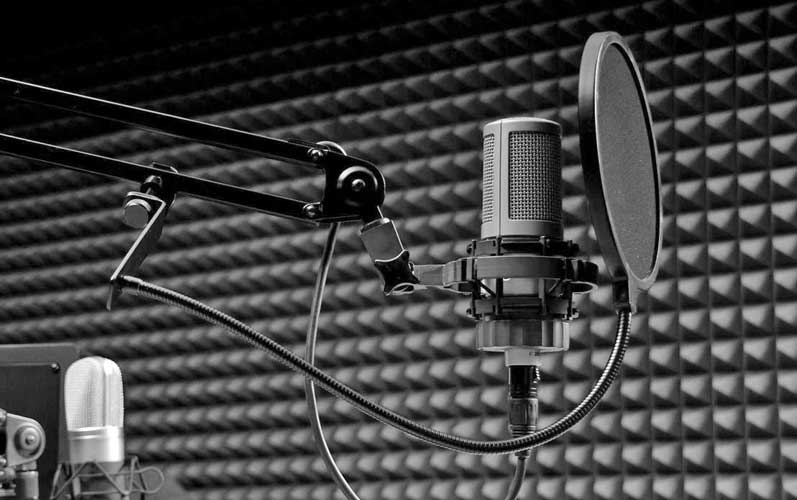 video voice-over dubbing